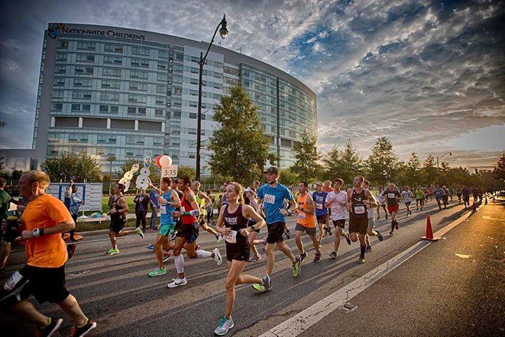2017 Columbus Marathon