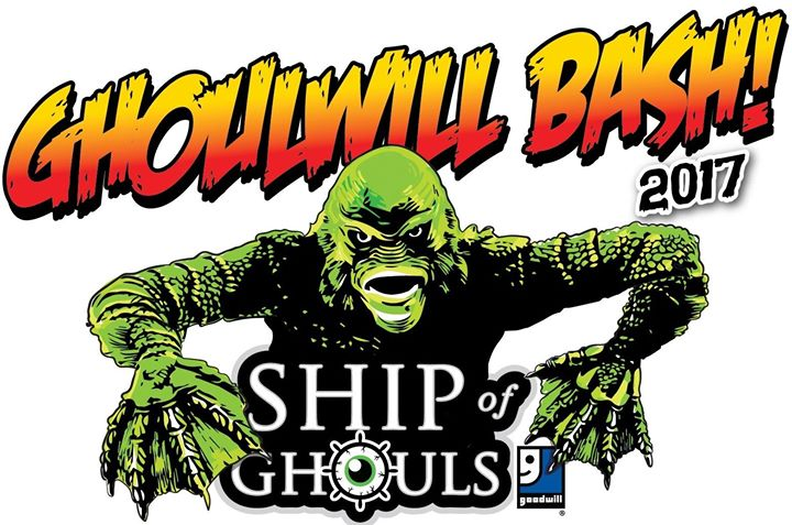 Ghoulwill Bash Ship of Ghouls!