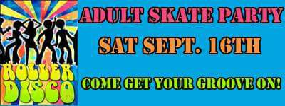 18 + Older ADULT SKATE NIGHT at STARDUST