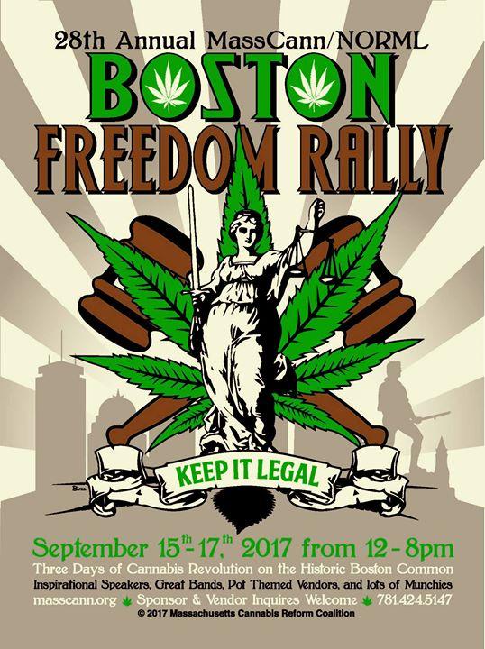 2017 Boston Freedom Rally