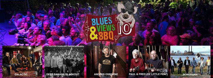 Blues, Views & BBQ Festival 2017