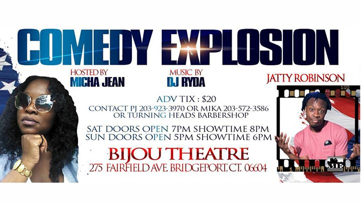 The Labor Day Weekend Comedy Explosion