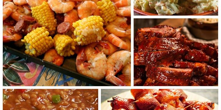 Just Jettie's Seafood Boil & Bar B Que!