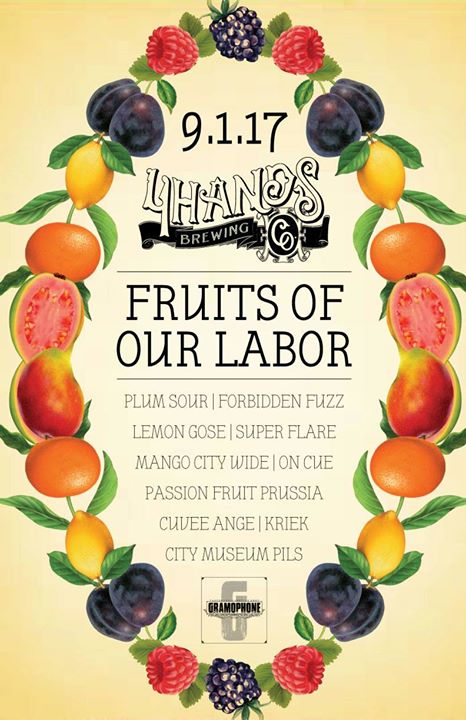 4 Hands Fruits of Our Labor