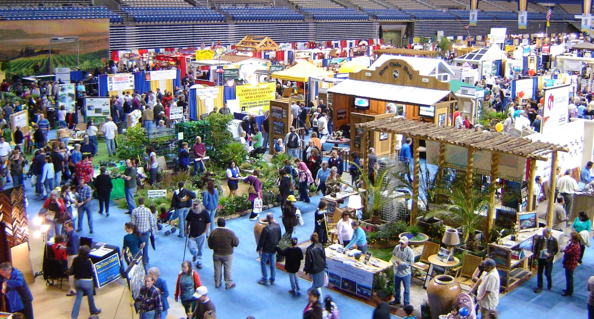 Bigger and better 8th annual orlando fall home garden Fall home and garden show
