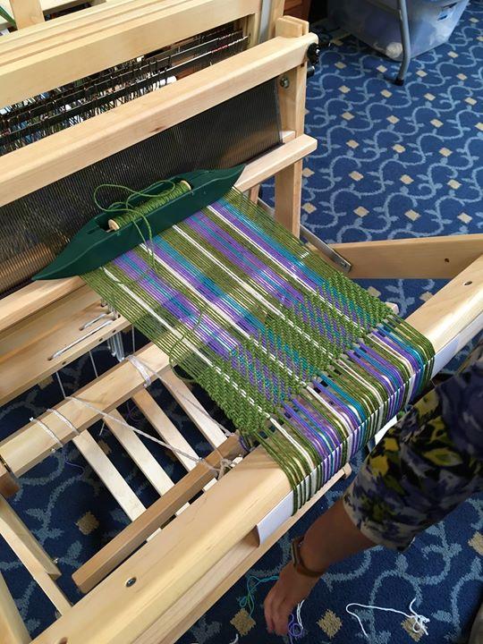 Labor Day Weekend Weaving Retreat