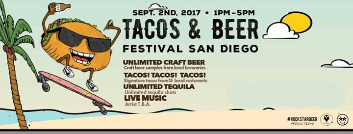 Tacos, Tequila, and Beer Festival