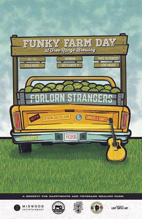 FUNKY FARM DAY!