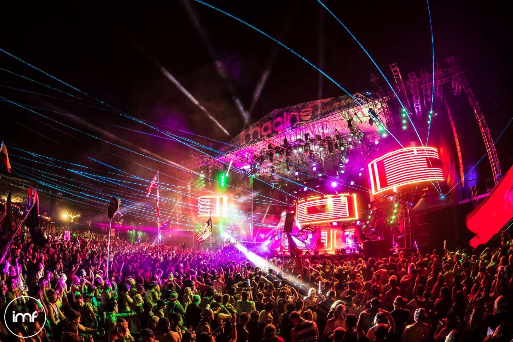 Imagine Music Festival Announces Complete Lineup