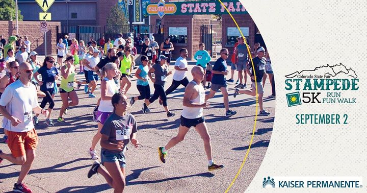 Stampede 5k Run/Fun Walk