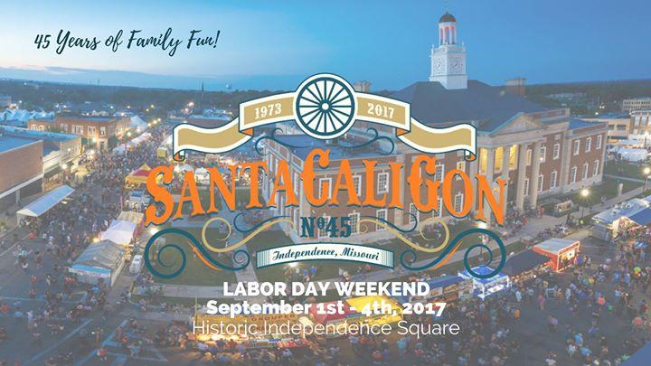 SantaCaliGon Days Festival