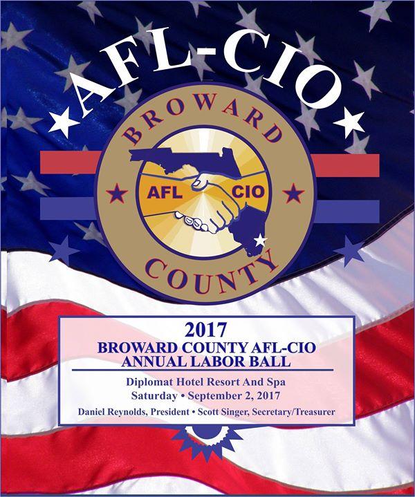 Labor Ball 2017