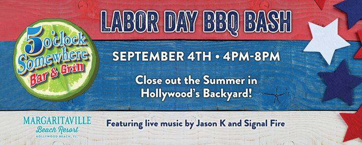 Labor Day BBQ Bash!