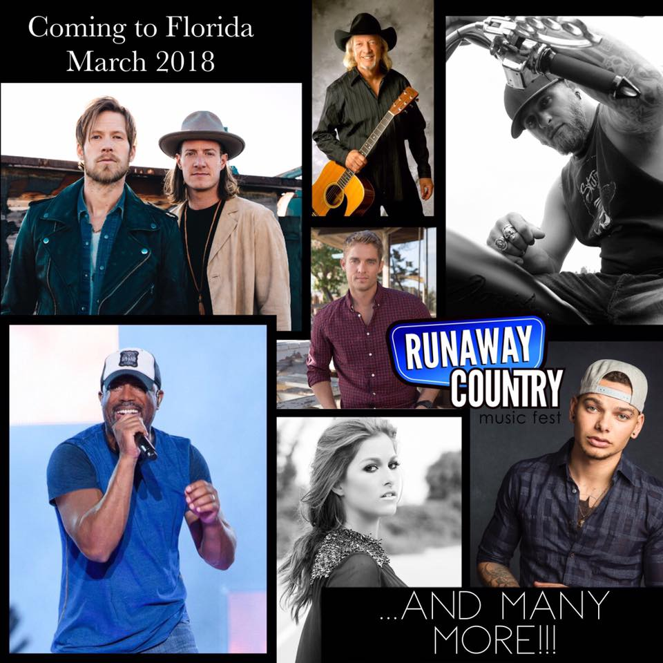 Runaway Country Music Festival | 2018
