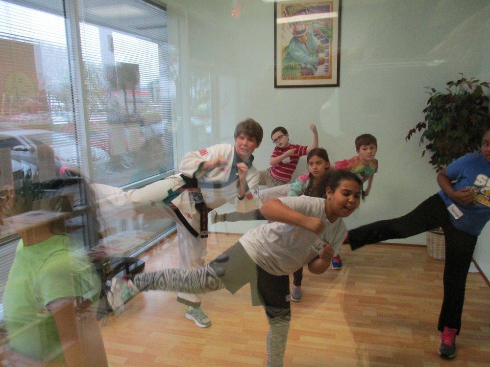Kidz Self Defense Classes with Studio Jear Group Fitness - Satellite Location - JJVA