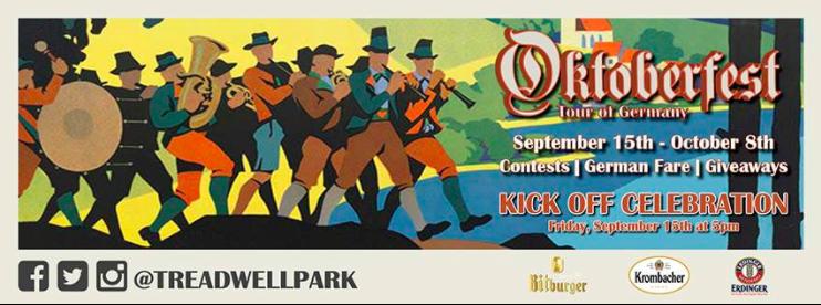 Oktoberfest NYC 2017 at Treadwell Park
