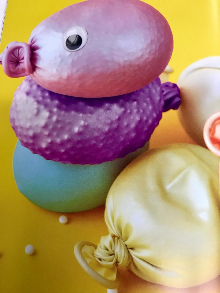 Sensory Play Day: Make Your Own Stress Ball