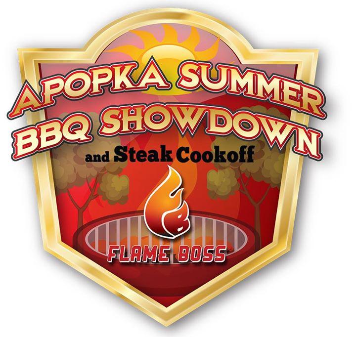 The Apopka Summer BBQ Showdown