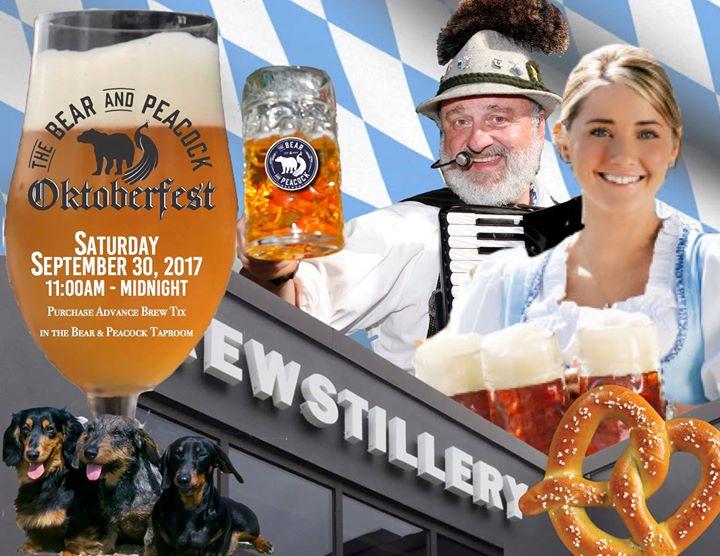 Oktoberfest at the Brewtsillery