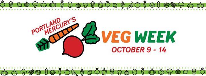 Portland Mercury's Veg Week brought to you by Portland VegFest