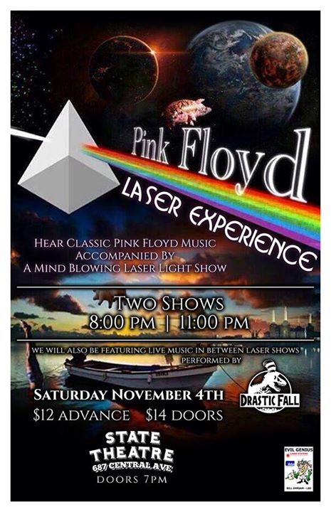 The Pink Floyd Laser Experience