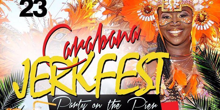 Carabana Jerkfest- Party on the Pier