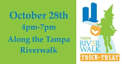 Tampa Riverwalk Trick or Treat