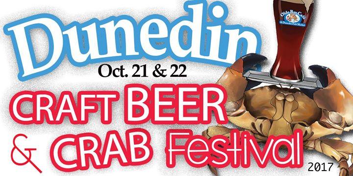 Dunedin Craft Beer And Crab Festival