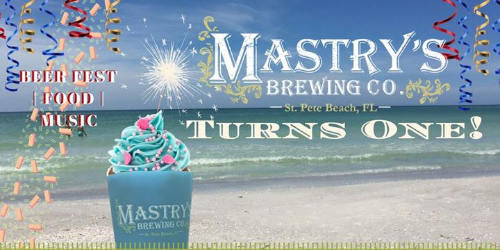 Mastry's Brewing Co. Turns One!