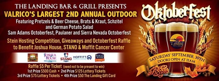 Valrico's LARGEST Oktoberfest Party at The Landing