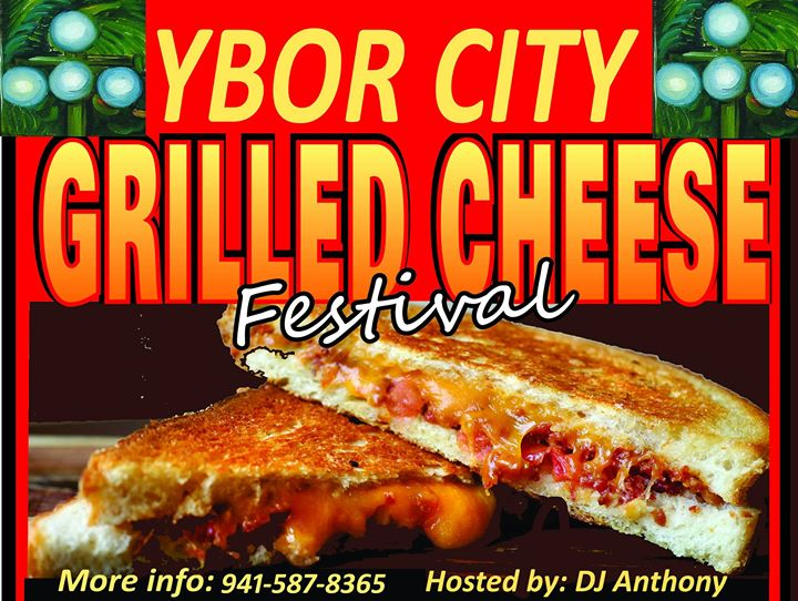 Ybor City Grilled Cheese Festival