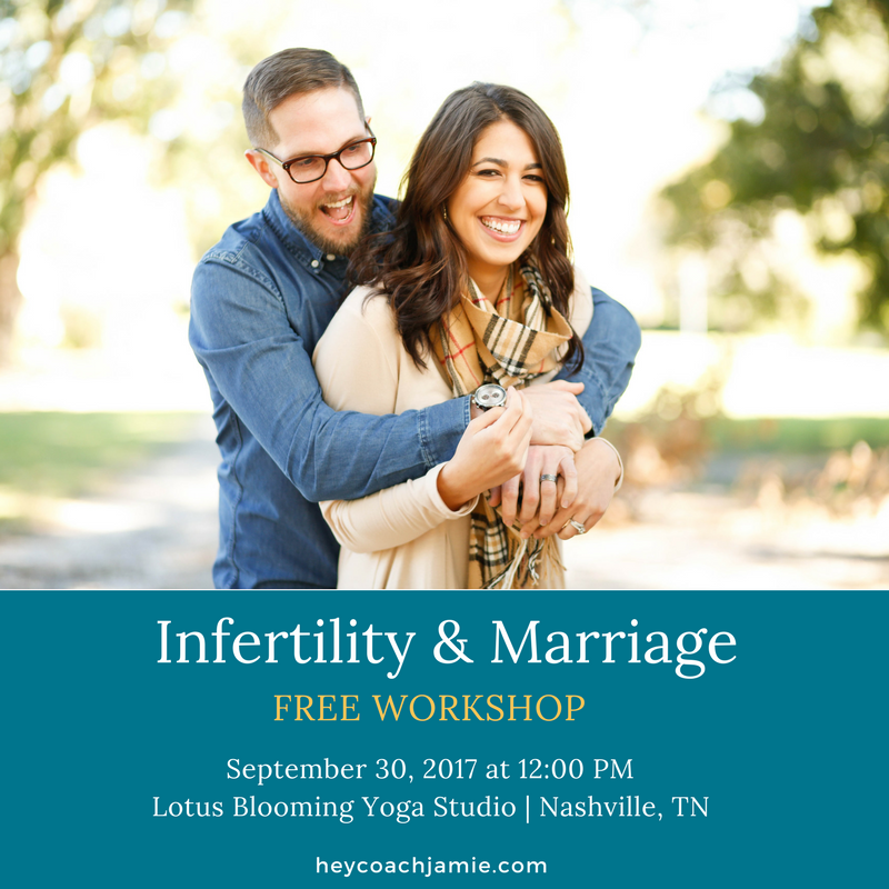 Infertility & Marriage: Safeguarding Your Relationship