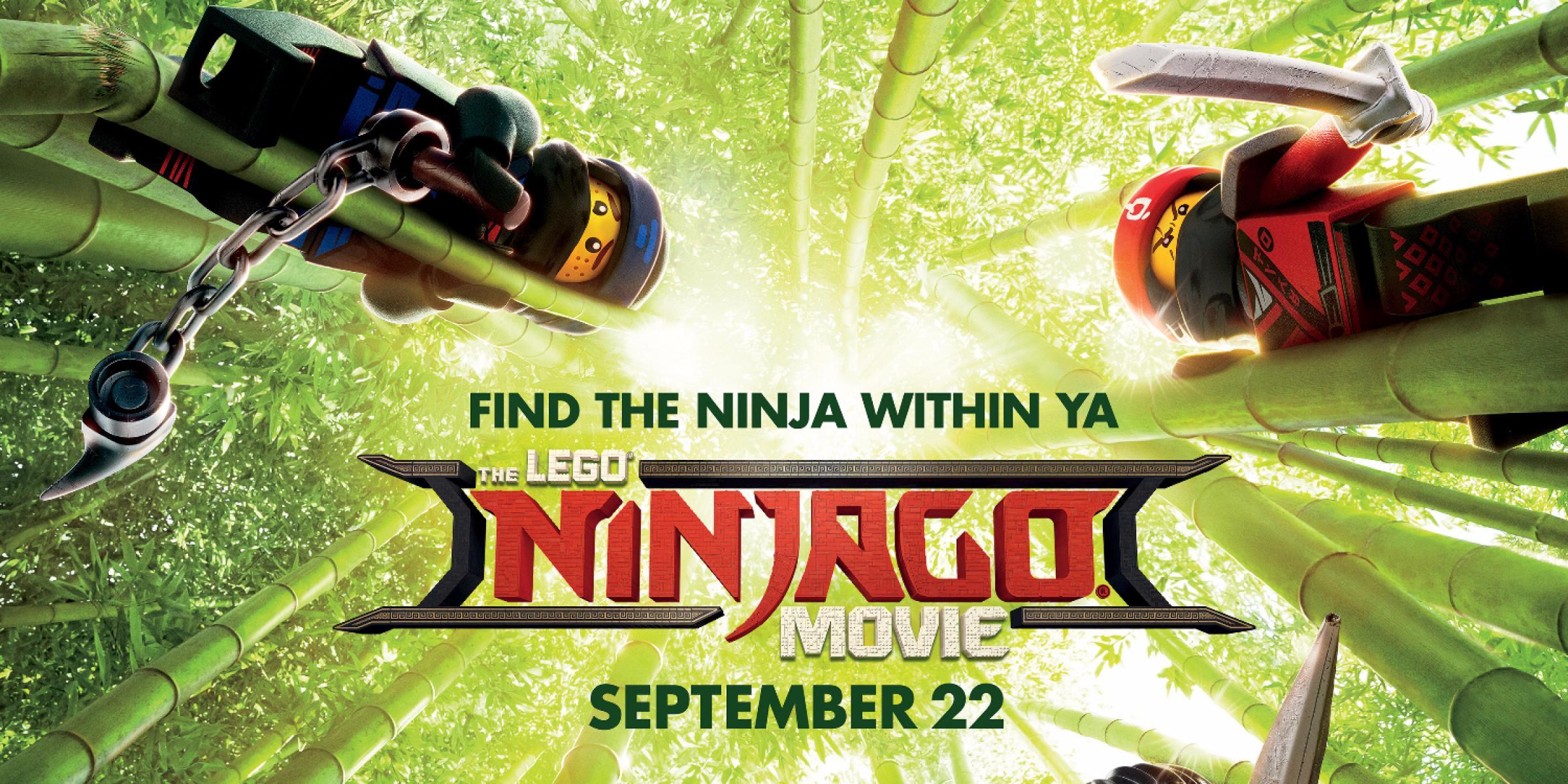 LEGO Ninjago Movie Kick Off
