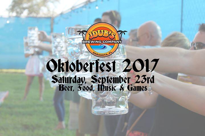 Oktoberfest 2017 at JDub's Brewing Co.