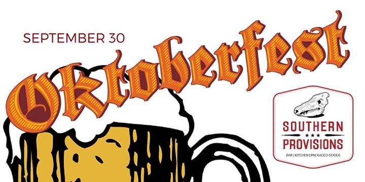 Oktoberfest at Southern Provisions