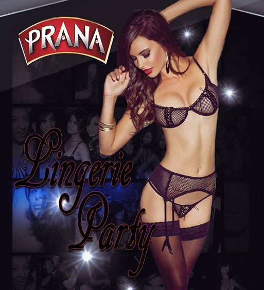 Lingerie Party at Club Prana