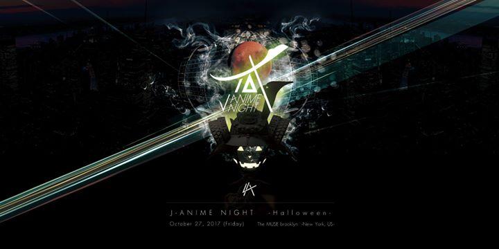 JAPANFes : J-Anime Night (Halloween x Anime)