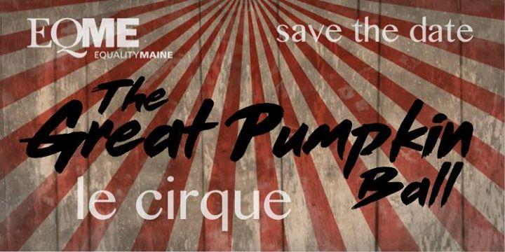 EQME's The Great Pumpkin Ball