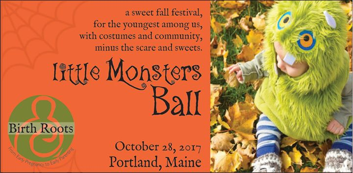 3rd Annual Little Monsters Ball: 2017