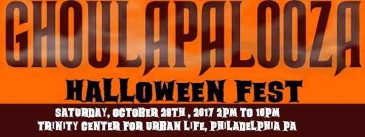Ghoulapalooza Halloween Event