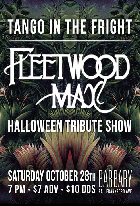 Tango in the Fright: A Fleetwood Mac Halloween Tribute Show