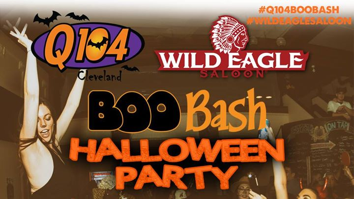 Q104 Boo Bash Presented by Wild Eagle Saloon