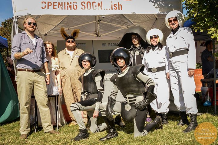 St. Louis Brewers Guild Halloween Party