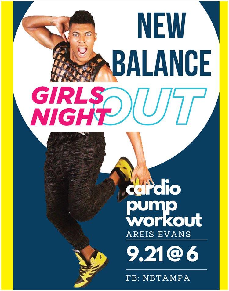 New Balance - Girls Night Out