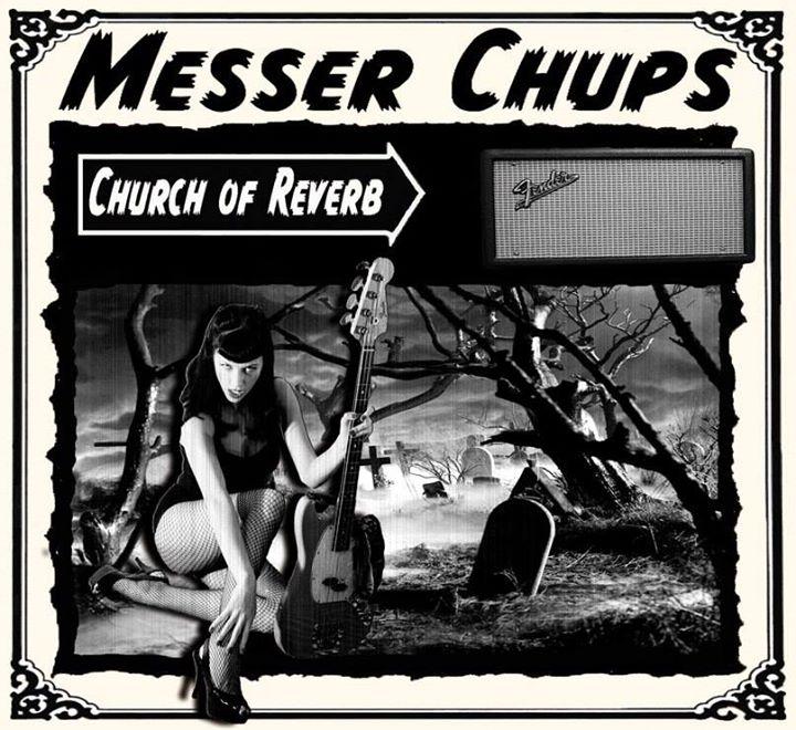 Messer Chups (Russia) + The Boss Martians Halloween Howling Tour