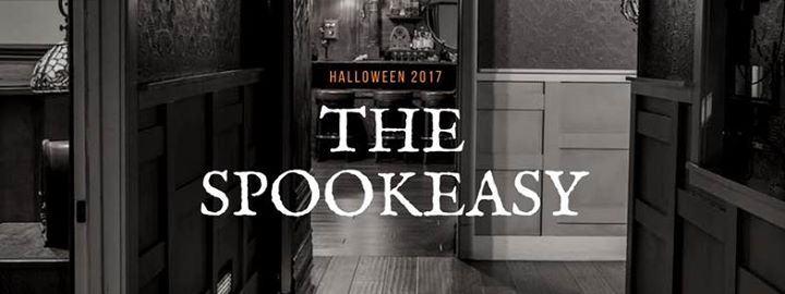 Halloween at The Spookeasy