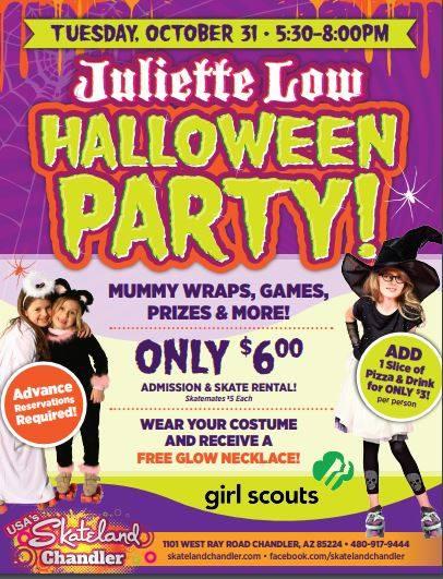 Juliette Low Halloween