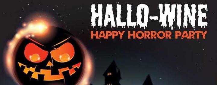 Hallo-Wine Happy Horror Party