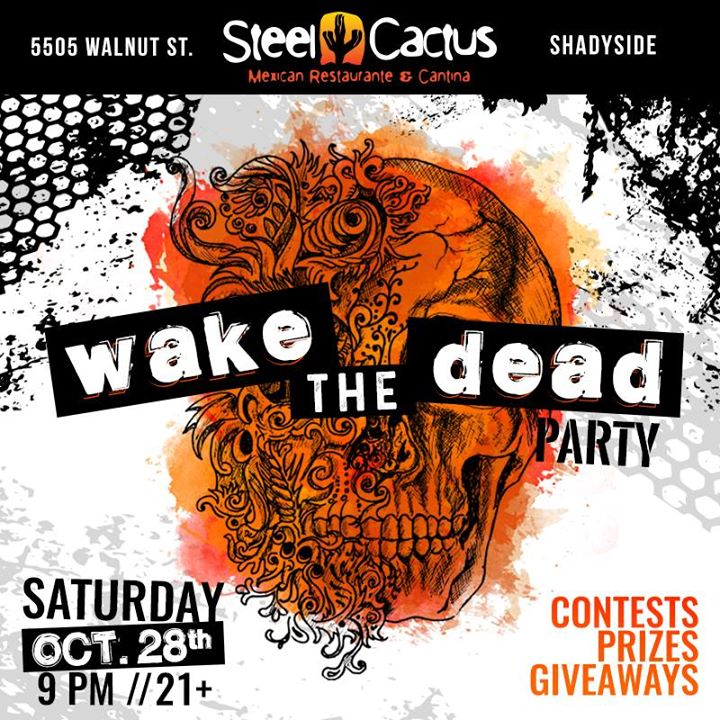 Wake the Dead Halloween Party