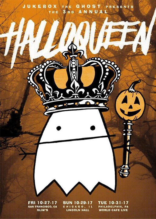 Jukebox The Ghost presents The Third Annual Halloqueen